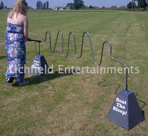 Giant Buzzer games for hire