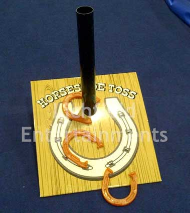 Horseshoe Throwing Game