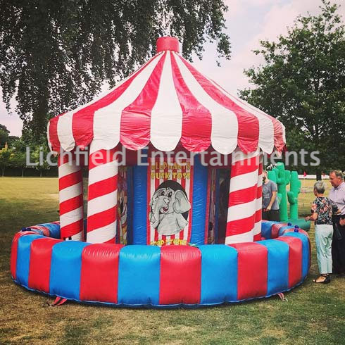 Carousel Side Stall game for hire