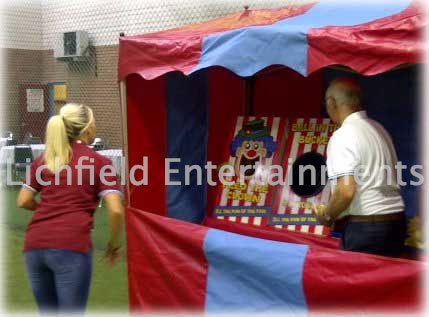 Fair style Side Stall game hire