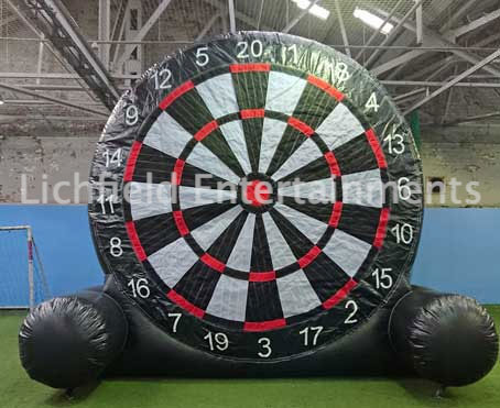 Football Dartboard game for hire