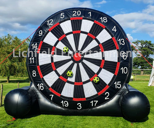 Football Darts - Safe for Social Distance Events