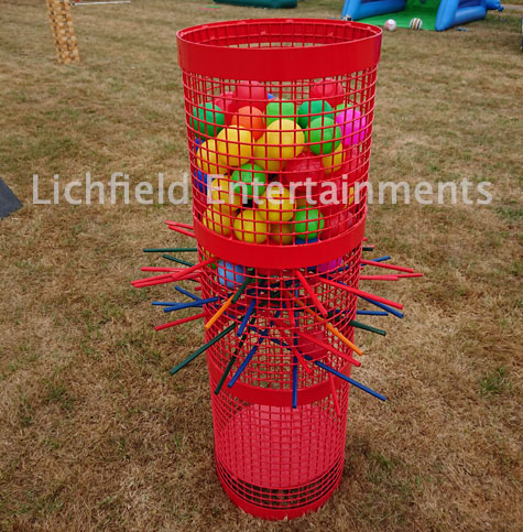 Giant Ball Drop Game for hire