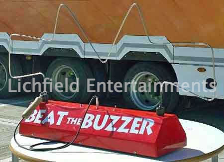 Wire Games | Giant Buzzer Wire Games For Hire Lichfield Entertainments Uk