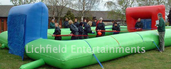 Exhibition Stand Hire You Tube : Human table football hire lichfield entertainments uk
