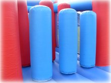 Big Challenge inflatable adults obstacle course